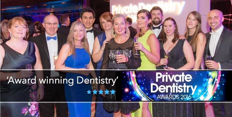 National Dentistry Award Winners