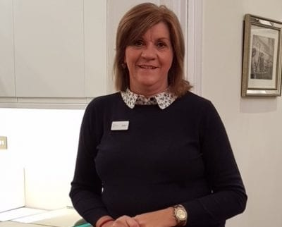 Julie - Practice Manager Claydon Dental Cheltenham